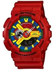 Casio G Shock * GA110FC-1A GShock Watch Matte Red Crazy Colors Men COD PayPal