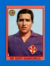 CALCIATORI Mira 1967-68 - Figurina-Sticker - DE SISTI - FIORENTINA -New