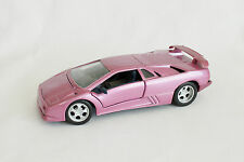 Maisto 94-95 Purple Special Edition Lamborghini Model Sports Car 1:24 Diecast