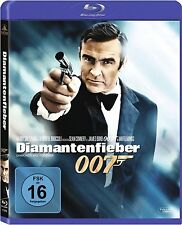 James Bond 007: DIAMANTENFIEBER (Sean Connery) Blu-ray Disc NEU+OVP