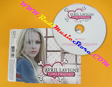 CD singolo Avril Lavigne Girlfriend  88697 07352 2 UK 2007 no lp mc vhs(S19)