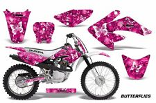 Honda Graphic Kit AMR Racing Bike Decal CRF 80/100 Decal MX Parts 2004-2010 BFLY