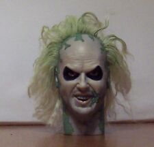 Caine 1/6 Beetlejuice Head w/ Real Hair for Custom Sideshow or Hot Toys Figure