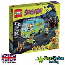 Lego scooby-Doo 75902 le mystère machine van * brand new & sealed * 2015