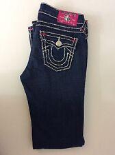 """True Religion Ragazze Julie SUPER T Jeans Attillati età 14 anni in buonissima condizione Scarpe ELEG l29"""""""