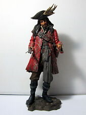 "NECA PIRATES OF THE CARIBBEAN CAPTAIN TEAGUE 7"" LOOSE ACTION FIGURE"