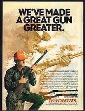 1991 WINCHESTER Model 94 Lever Action Rifle AD We've made a great gun greater