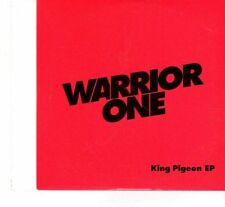 (FT196) Warrior One, King Pigeon EP - 2010 DJ CD