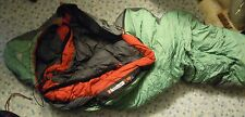 """The North Face """"Superlight"""" Goose down Long Sleeping Bag Hiking Outdoor Trekking"""