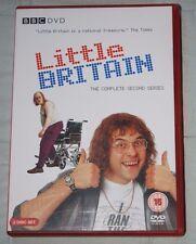 LITTLE BRITAIN - Complete Second Series 2-Disc Set DVD Matt Lucas David Walliams