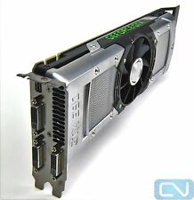 Dell XW75K NVIDIA GTX 690 LSI 4GB 6Gb/s GDDR5 PCI Express X16 3.0 Graphics Card