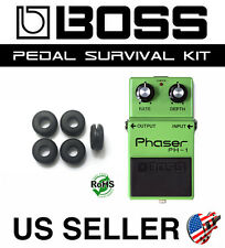 BOSS PH-1 PHASER SURVIVAL KIT GUITAR PEDAL GROMMET RUBBER O-RING SET OF 5