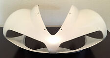 2008-2009 Buell 1125R 1125CR Front Upper Fairing Pearl White