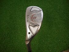 USED LH PING G20 23* HYBRID PING TFC 169H REGULAR FLEX GRAPHITE SHAFT