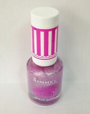Rimmel London Sweetie Crush Nail Polish - Violet Swizzle #011