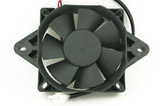 12 Volt Electric Engine Cooling Fan Assembly Radiator Motorcycle ATV