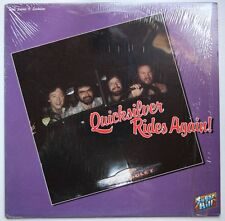 Doyle Lawson & Quicksilver Quicksilver Rides Again 1982 LP Bluegrass