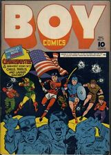 Boy Comics #7 Photocopy Comic Book