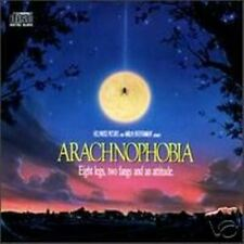 ARACHNOPHOBIA (Trevor Jones)            Soundtrack CD!!