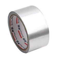 1 Roll Aluminium Foil Heat Shield Adhesive Sealing Tape Duct Repairs 50mmx 17M