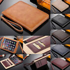 Luxury Slim Leather Tablet Folio Case Cover For iPad 2/3/4/Air 2/mini/iPad Pro