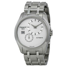 Tissot Couturier Stainless Steel Mens Watch T0354281103100