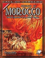 Secrets of Morocco : Eldritch Explorations in the Ancient Kingdom by William...