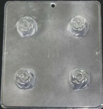 Rose Truffle Chocolate Candy Mold Candy Making  191 NEW