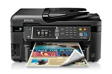 epson workforce wf-3620 Wifi Direct All-in-One Color Inkjet Printer & Copier