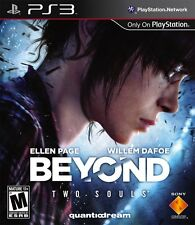 Beyond Two Souls PS3 Brand New Factory Sealed Sony PlayStation 3