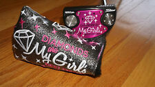 NEW Scotty Cameron 2015 My Girl Roundback Diamond girl best friend Limited Rare