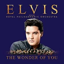 ELVIS PRESLEY THE WONDER OF YOU CD (Royal Philharmonic Orchestra) (21/10/2016)