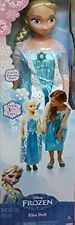 "Disney Frozen MY SIZE ELSA BARBIE DOLL 38""  OVER 3 FT TALL BDAY XMAS EXPEDITED"