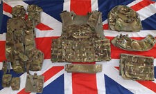 MTP CAMO BODY ARMOUR MK4 ASSAULT OSPREY VEST - 200/116 cm  , Complete ensemble