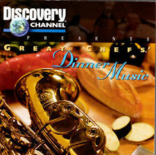 Discovery Channel: Great Chefs Dinner Music (CD, Jun-1998, Rhino   A566