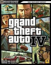 Grand Theft Auto IV  Signature Series Guide by Dorling Kindersley Ltd (Paperback