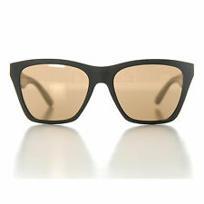 Von Zipper Booker Battlestations Black / Gold Chrome Lens Sunglasses SMRF3BOO