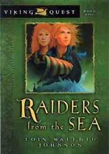 Raiders from the Sea (Viking Quest Series)-ExLibrary
