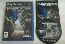 TRANSFORMERS the game PLAY STATION 2 PS2