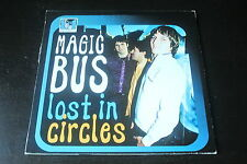 "10"" MAGIC BUS lost in circles SPAIN 2001 PSYCH mod VINILO VINYL"