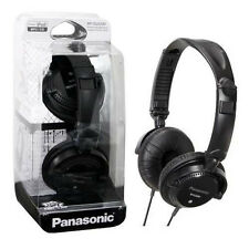 Panasonic RP-DJS200 DJ Stereo Monitor Headphones