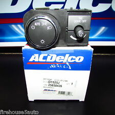 ACDELCO OE SERVICE D1525J Switch, Multi-Function/Combination