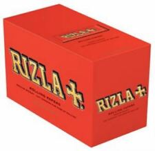 Rizla Red Rolling Paper Full Box Of 100 Booklets