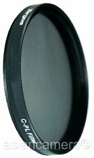 62mm CPL PL-CIR Filter For Sony A700 A350 18-200mm Lens Circular polarizer