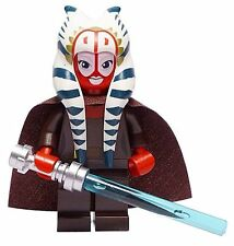 LEGO STAR WARS MINIFIGURE SHAAK TI JEDI KNIGHT LIGHTSABER JEDI 7931