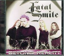 FATAL SMILE - BEYOND REALITY (SWEDISH HEAVY GLAM/SLEAZE KINGS) (SOTRCD003) CD