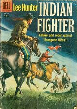 1958 Lee Hunter Indian Fighter Comic Book #904