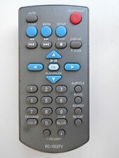 AUDIOVOX RC-1002FV DVD REMOTE CONTROL ORIGINAL