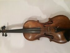 NICE OLD VIOLIN C.1870, FAINTLY LABELLED STAINER AND HOMOLKA,GREAT SOUND!