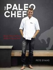 The Paleo Chef by Pete Evans Hardcover Book BRAND NEW! Excellent recipes